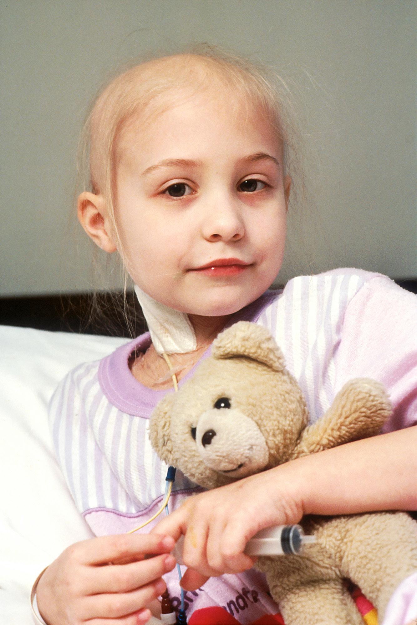 Wereld Kinderkanker Dag